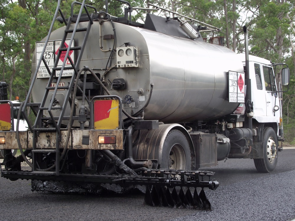 tarmac sprayer