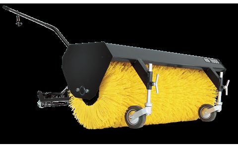 rotary broom